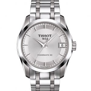 Tissot Couturier Powematic 80 Lady