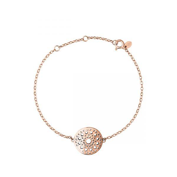 Timeless 18kt Rose Gold Vermeil Bracelet