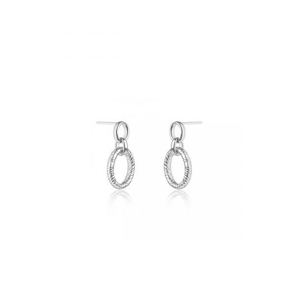 Rachel Galley Ocean Link Short Earrings