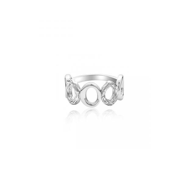 Rachel Galley Ocean Multi Loop Ring (Size N)