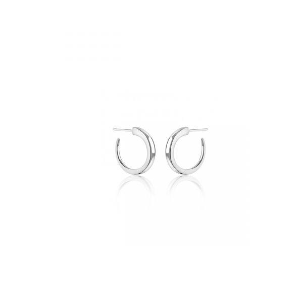 Rachel Galley Malto Hoop Earrings Medium