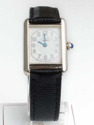 Pre Owned Must De Cartier