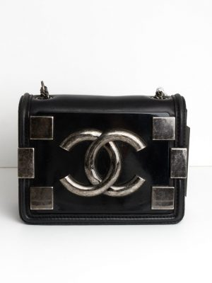 Pre Owned Chanel Lego Mini Bag