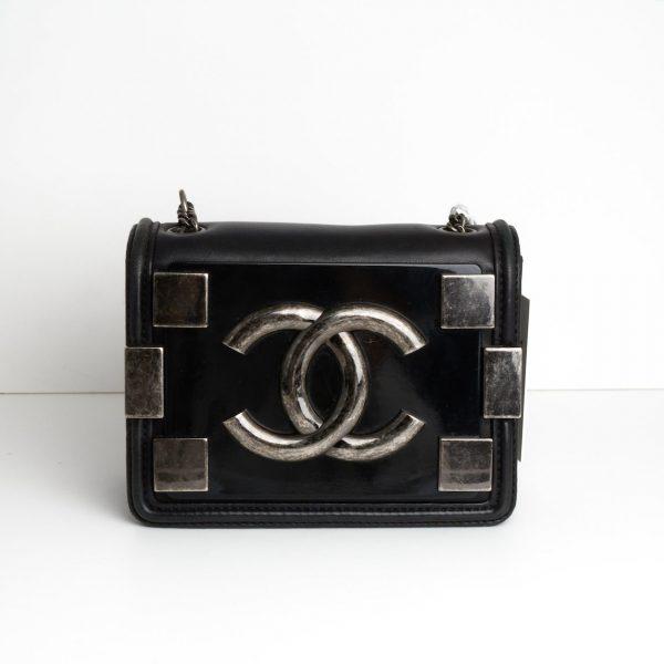 Pre Owned Chanel Lego Mini Bag