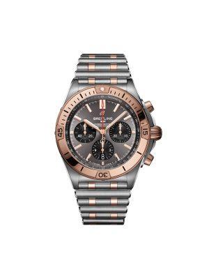 Breitling Chronomat 42 - Steel & Rose Gold