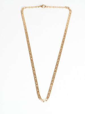 9ct Yellow Gold Anchor Curb Chain
