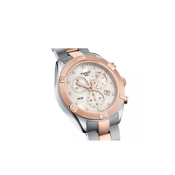 Tissot PR100 Sport Chic Chronograph