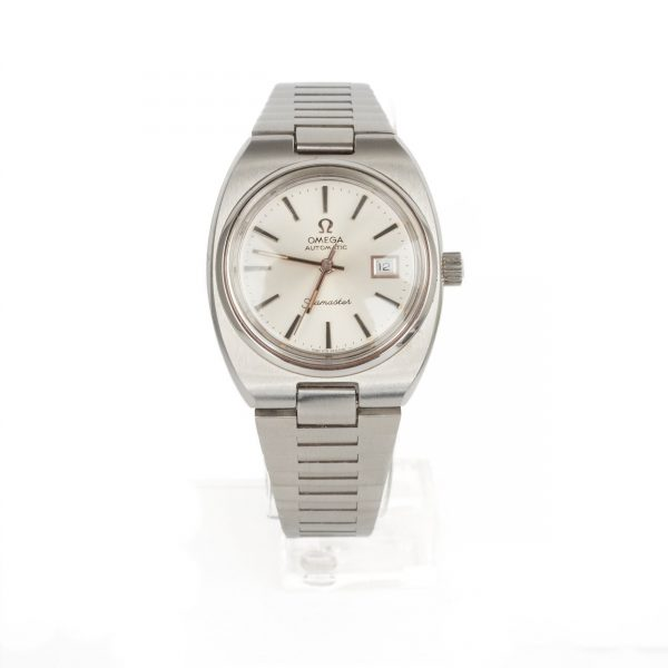 Pre Owned Ladies Omega Seamaster Automatic