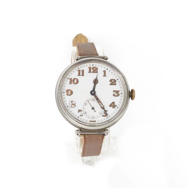 Pre Owned Silver Longines
