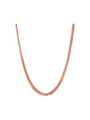 Links of London Silk Ten Row Necklace
