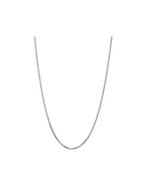 Links of London  Sterling Silver Diamond Cut Cable Chain