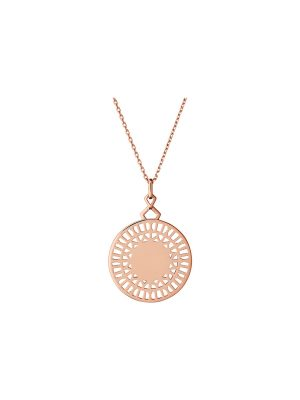 Links of London Timeless Necklace - Rose Gold