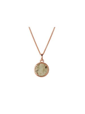 Links of London Mini Lab Disc Necklace