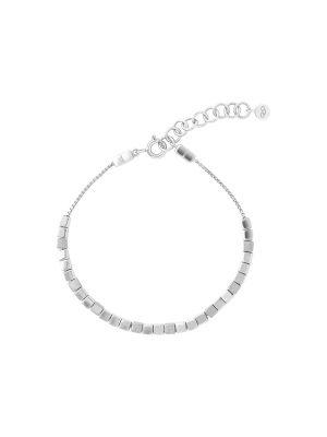 Links of London Cubeist Single Row Bracelet